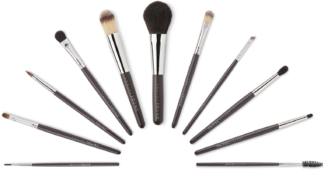 Short Handle Brush Set